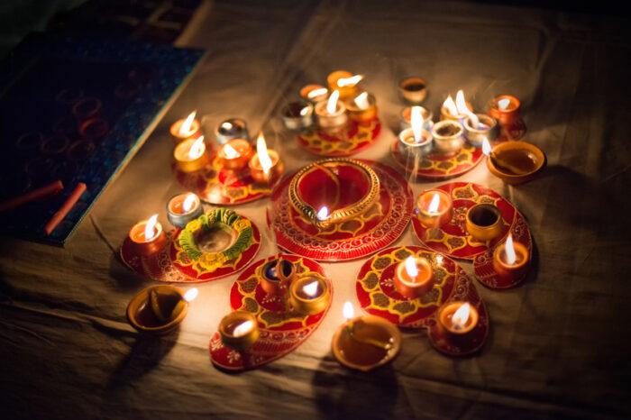 Divali – Festival das Luzes – Índia