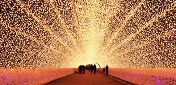 Os festivais de luzes mais incríveis do mundo