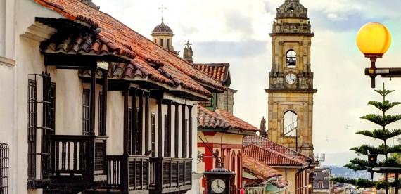 Bogotá em quatro dias