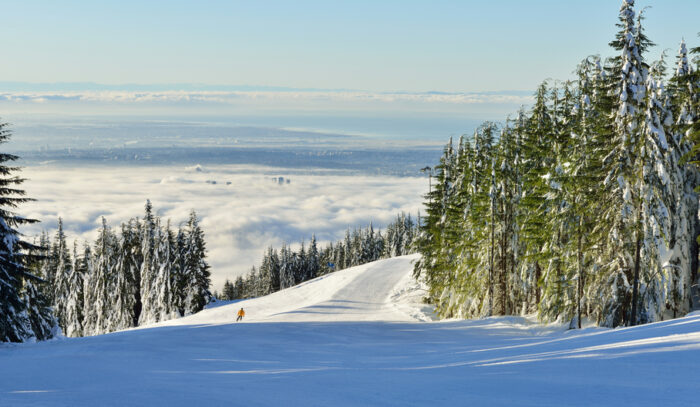 Grouse Mountain Ski Hills