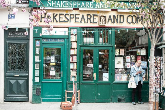 Livraria Shakespeare & Co