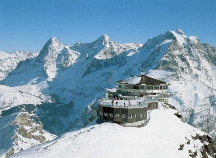 Piz Gloria, Mürren, Suíça