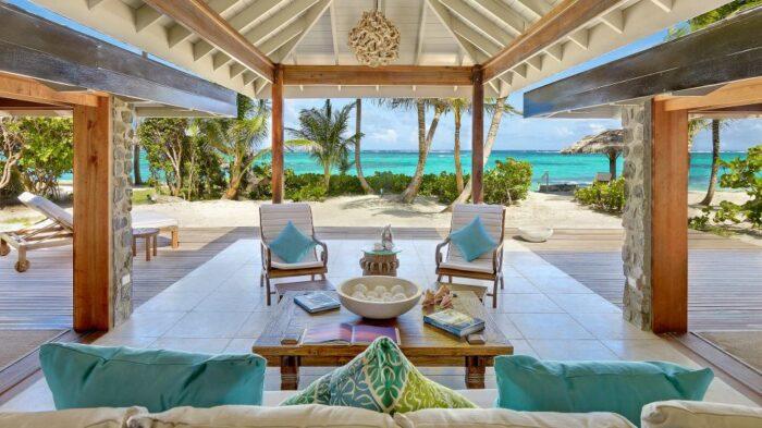 Petit St. Vincent, nas Ilhas Granadinas