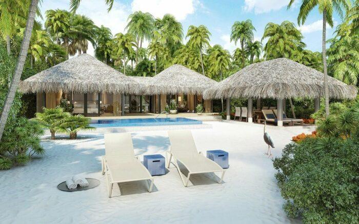 Resort Velaa, nas Maldivas