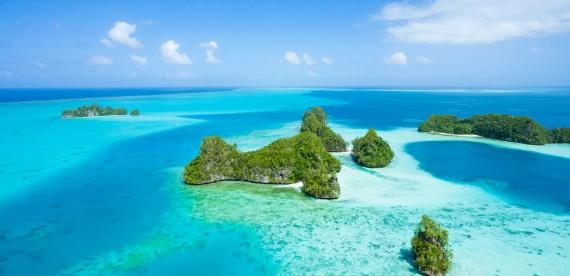 Conheça o exótico Palau