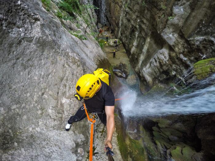 A Cachoeira de Cima