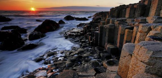 Calçada dos gigantes – Irlanda do Norte