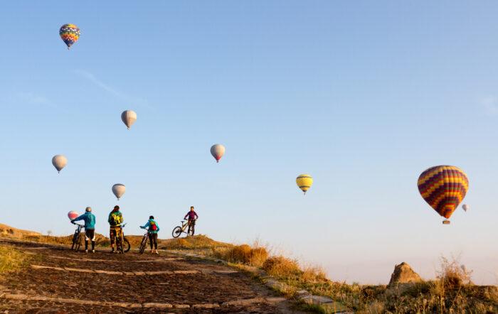 Viajar de Bike