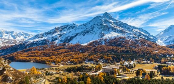 As 7 melhores imagens da Suíça