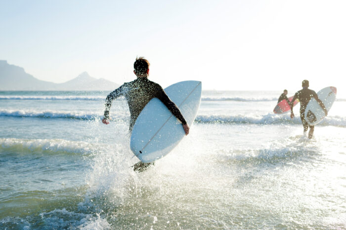Praias do Sudoeste do Brasil