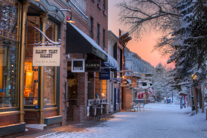 Aspen, Colorado Shopping Guide