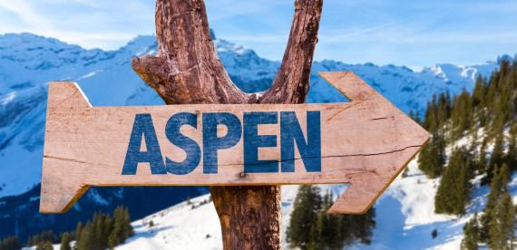 Aspen tem tudo no meio do nada