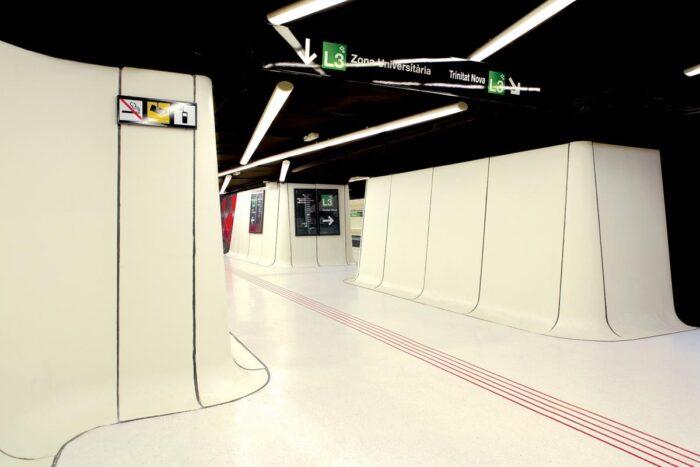 Estação Drassanes