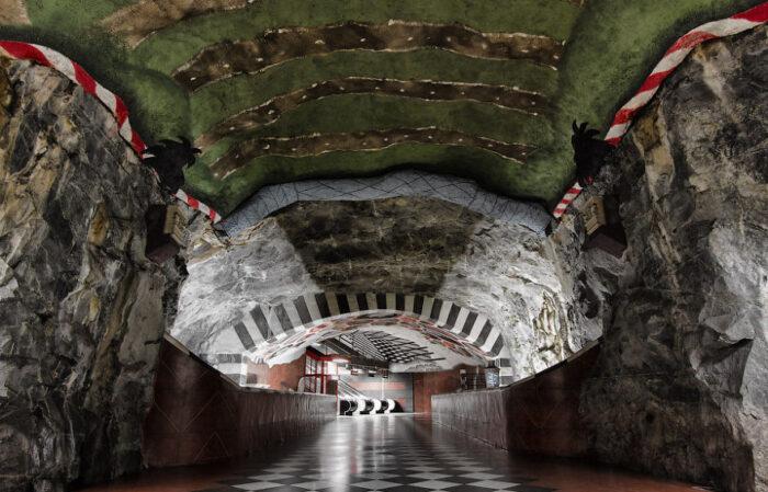 Estação Kungstradgarden