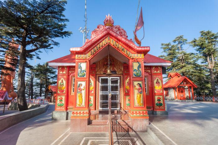 Jakhoo Templo, Shimla