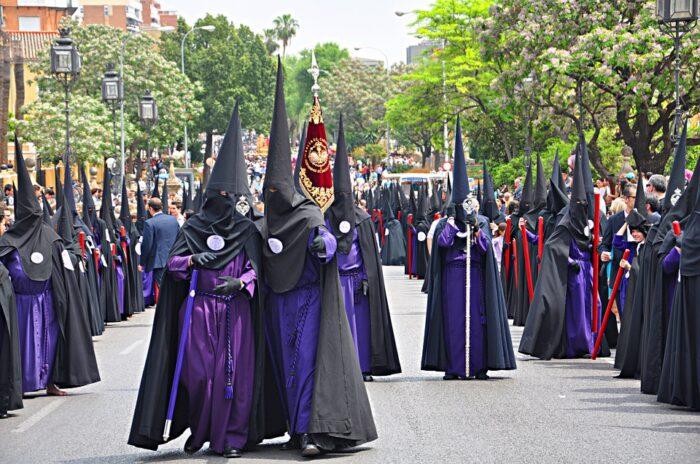 Páscoa em Andaluzia