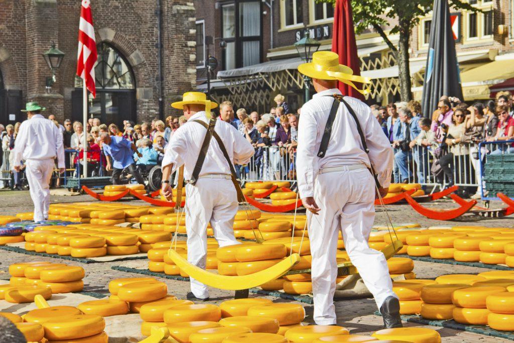Alkmaar Kaasmarkt